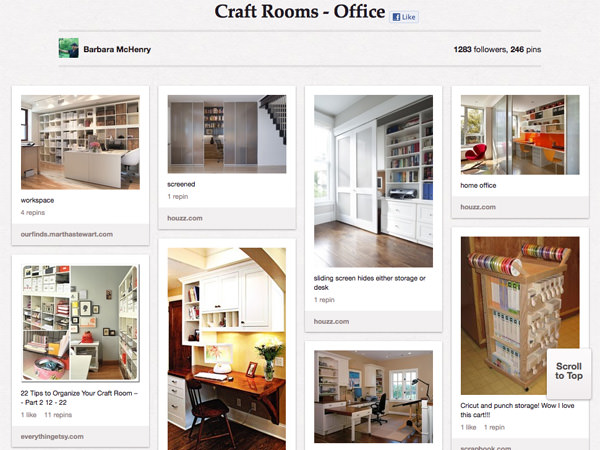 Craft Rooms - Office