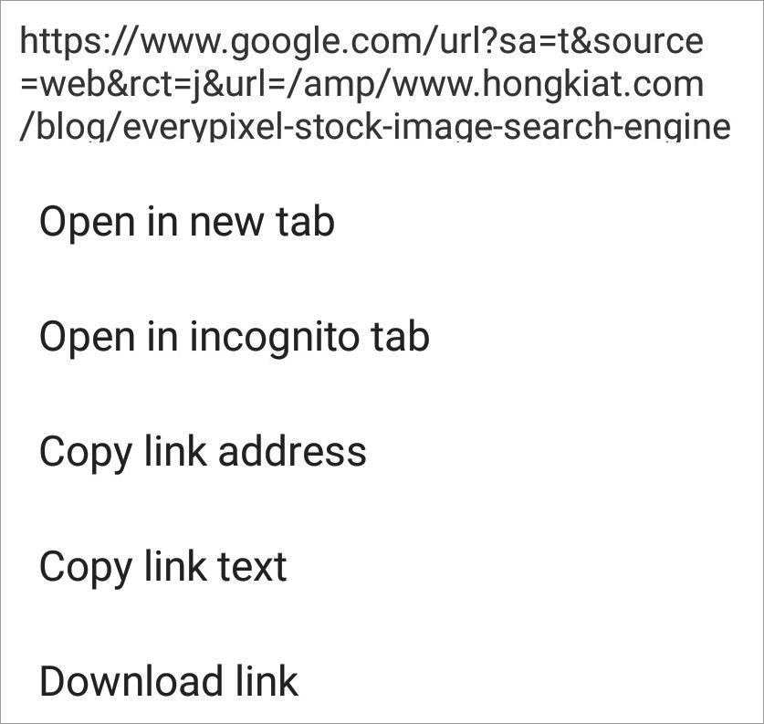 webpage download link