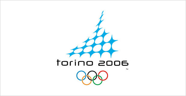turin olympic logo