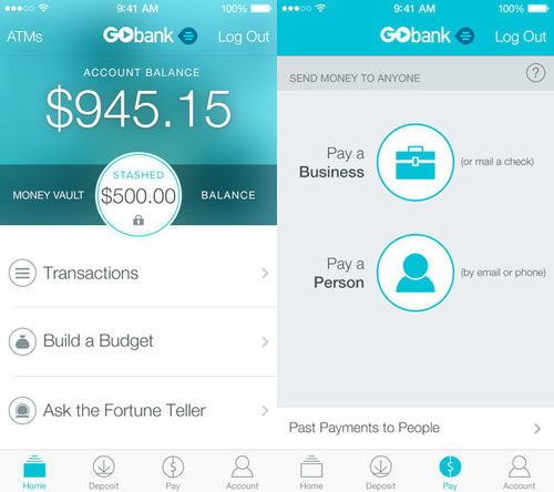 GoBank App