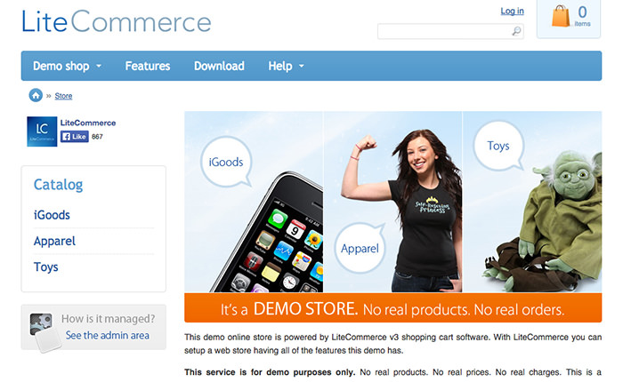 LiteCommerce