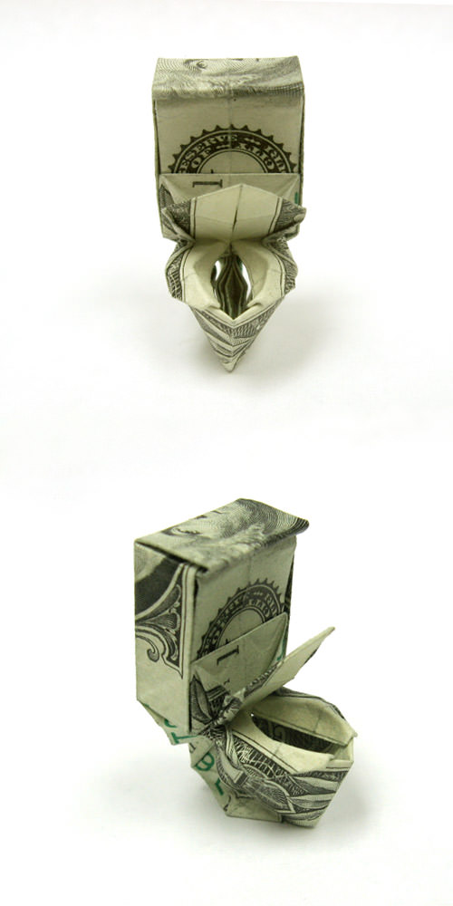 Easy Dollar Bill Origami – Paper Tree - The Origami Store | 1000x500