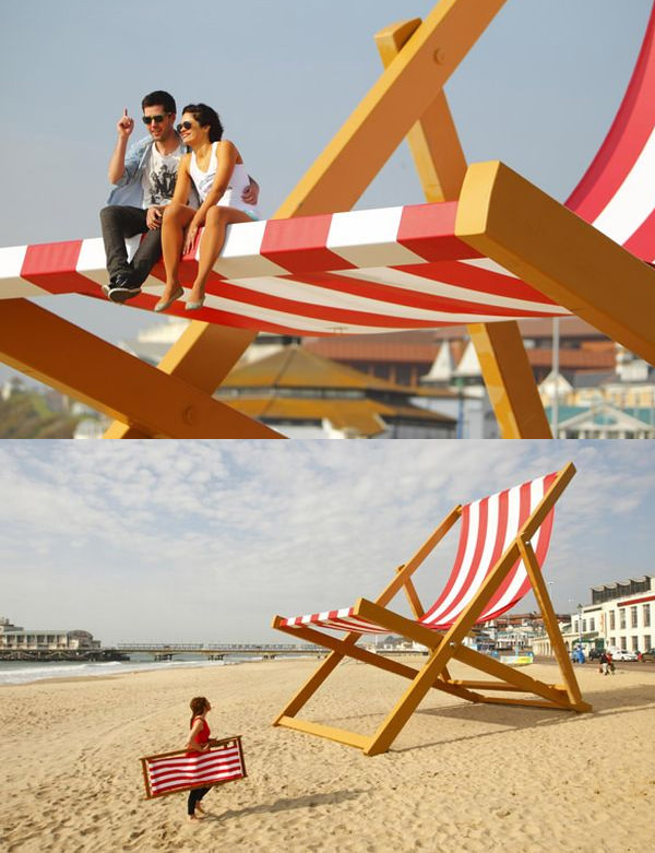 The World's Largest Deckchair