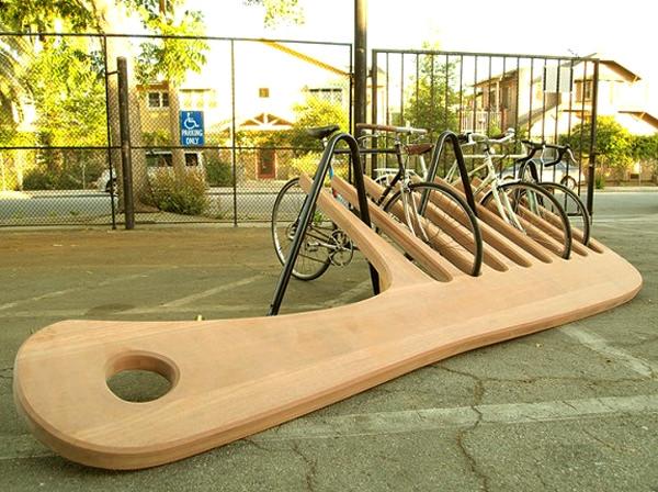 Giant Comb Bike Rack