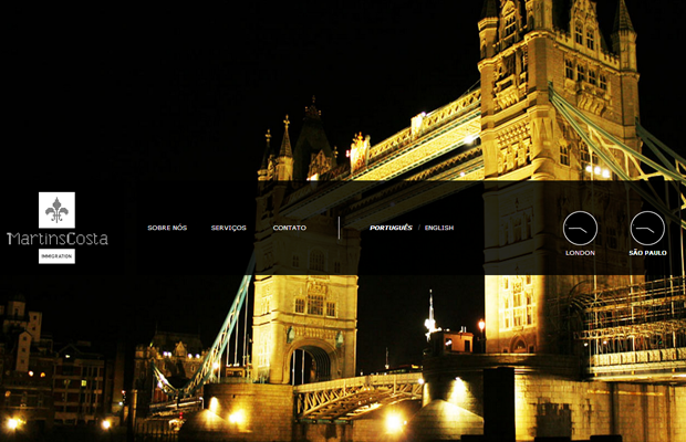 martin costa website big photos background