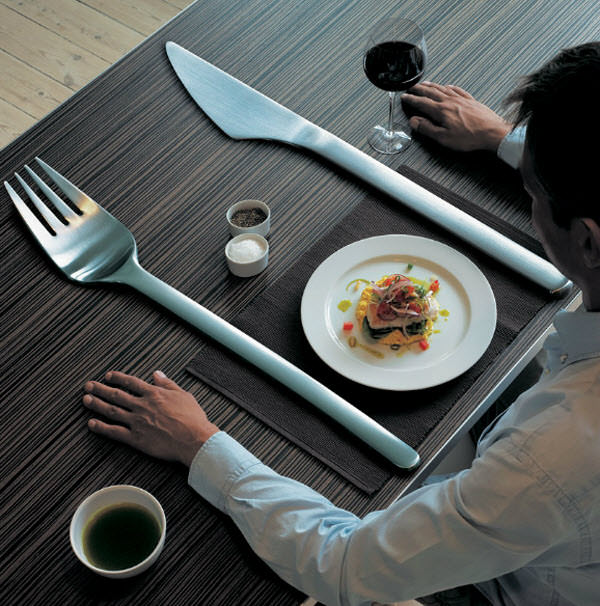 giant tableware