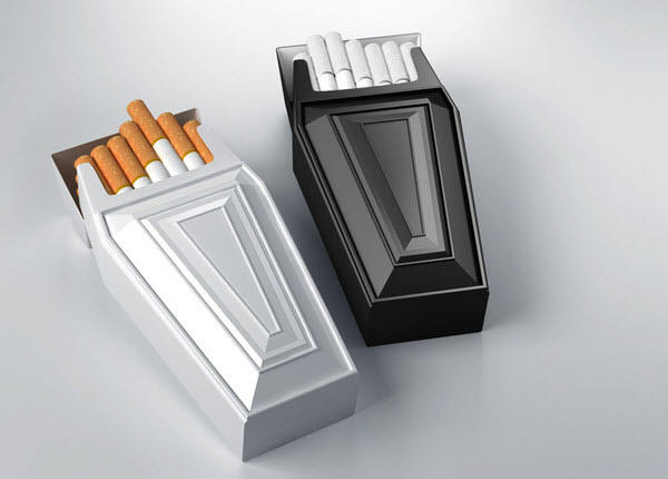antismoke pack - Packaging Design Ideas