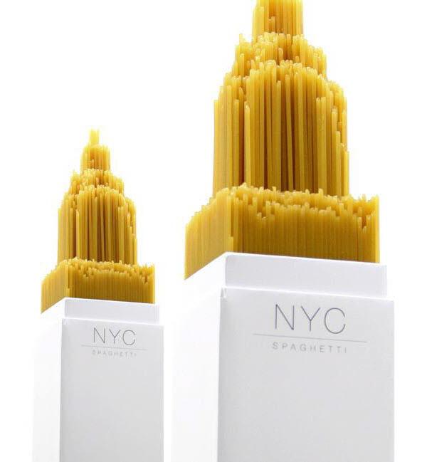 nyc spaghetti