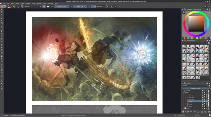 7 Alternative Painting Apps Digital Artists Should Know