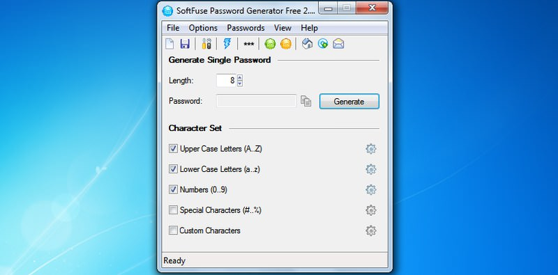 softuse password gen