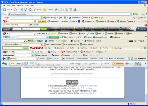 Unwanted Browser Toolbars