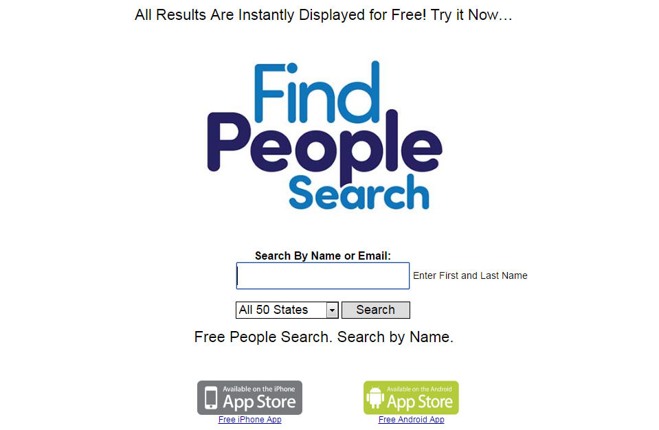 find people search