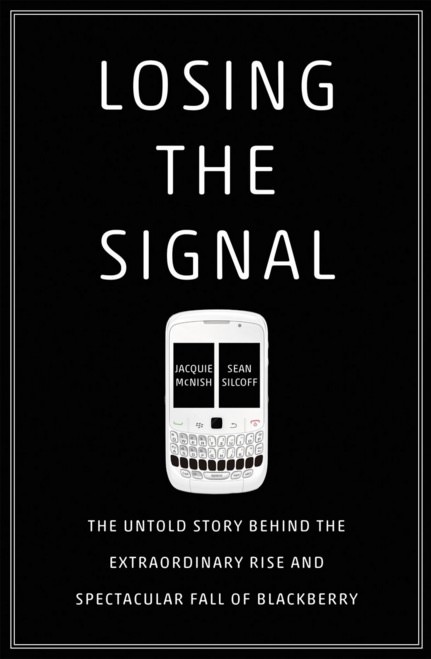 Losing the Signal Cover