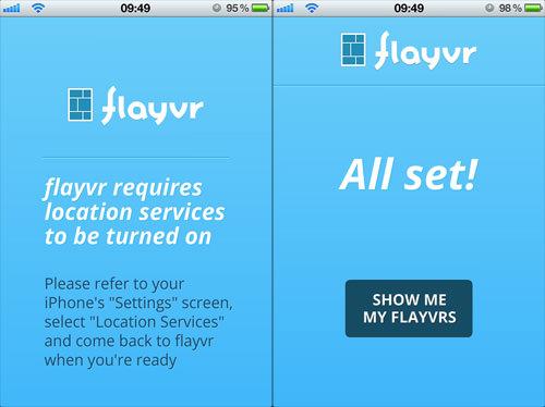 Flayvr Start
