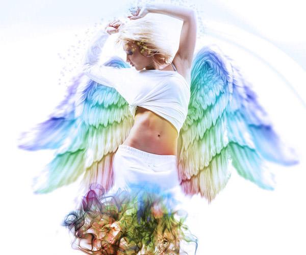 Angel Smoke