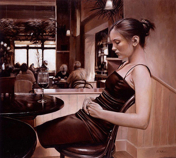 Photorealistic Paintings