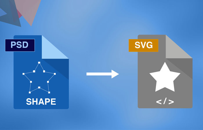 photoshop svg convert action