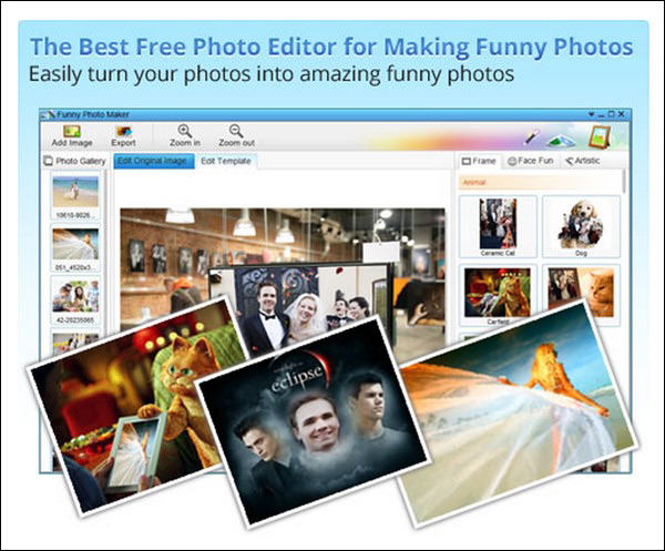 Funny Photo Maker