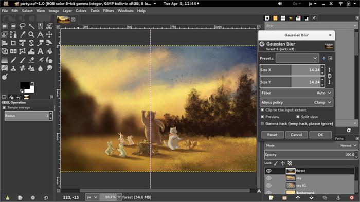 18 Best Free Adobe Photoshop Alternatives Hongkiat