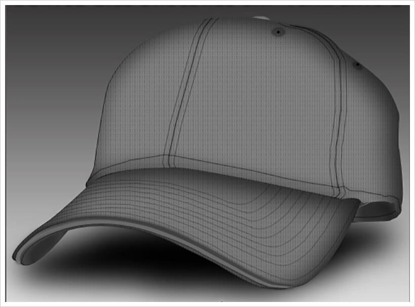 baseball-cap-template