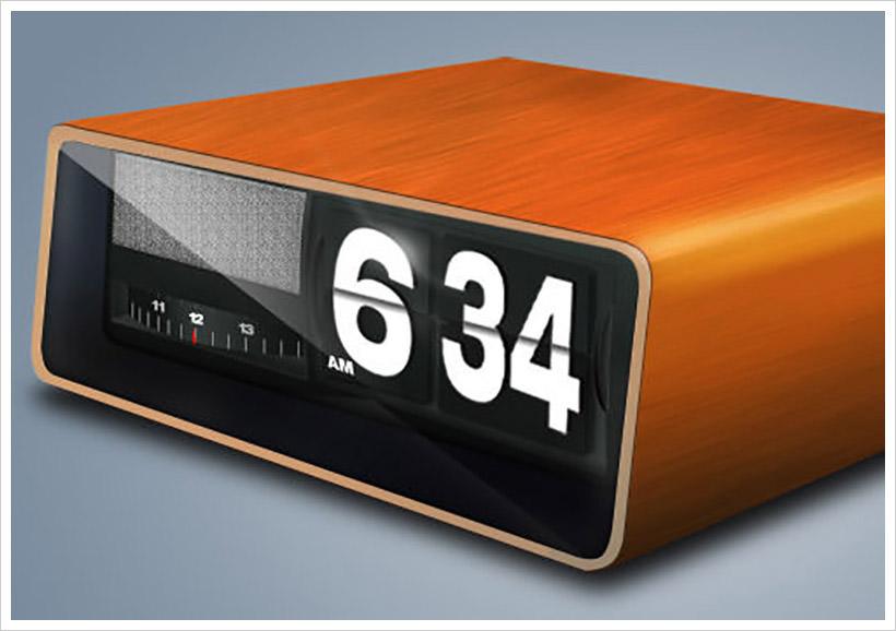 retro-clock-PSD