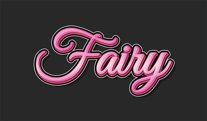 fairy-texteffect