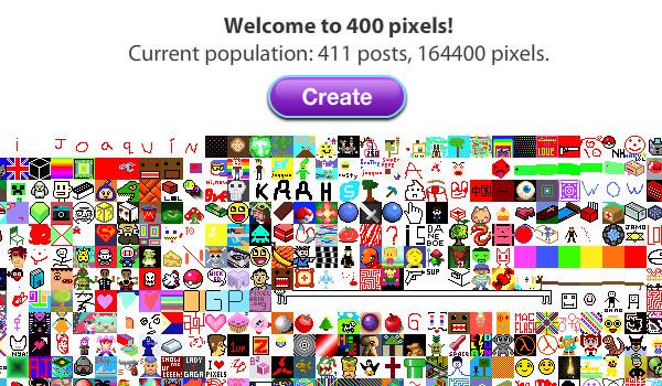 webapp art tools 400 pixel wall