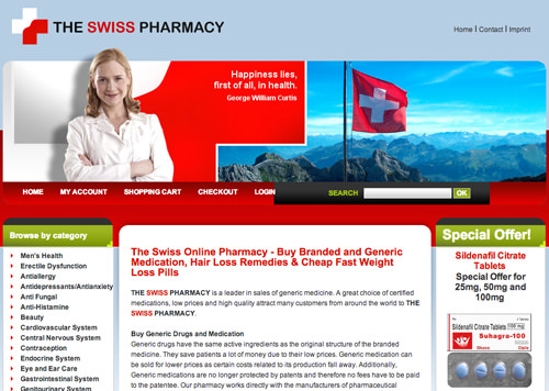 The Swiss Pharmacy