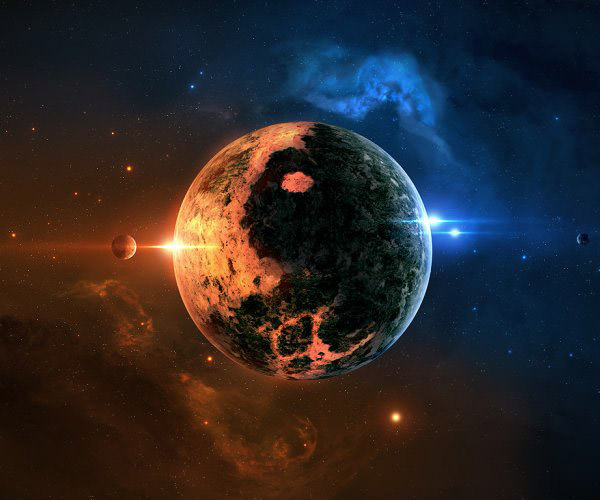 Unity Absolutely Stunning Space and Planets Wallpapers