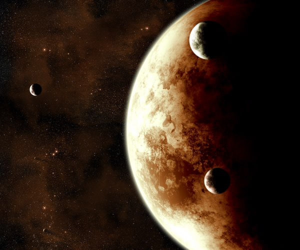 Big Brother Absolutely Stunning Space and Planets Wallpapers