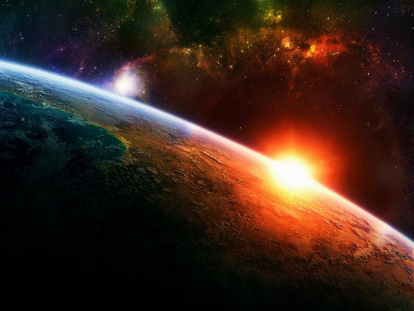 Earth, Nebulae, Planets, Space, Stars, Sunrises Absolutely Stunning Space and Planets Wallpapers