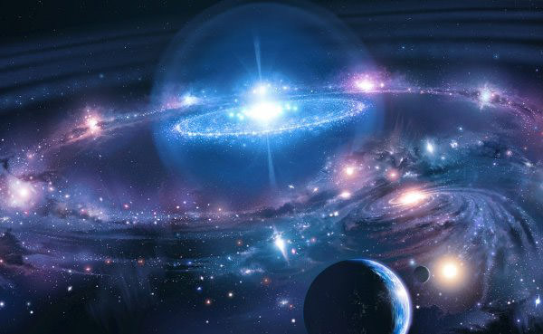 Grand Universe Absolutely Stunning Space and Planets Wallpapers