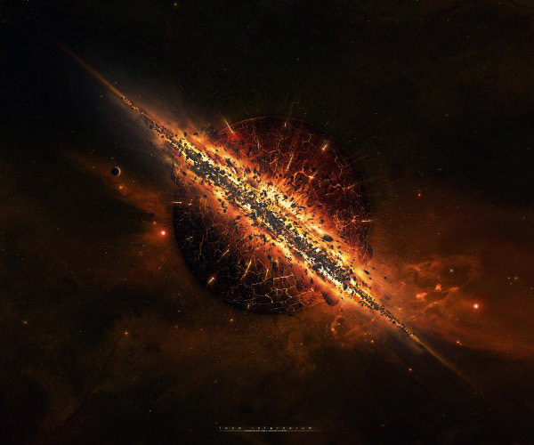 Loca Infernorum Absolutely Stunning Space and Planets Wallpapers