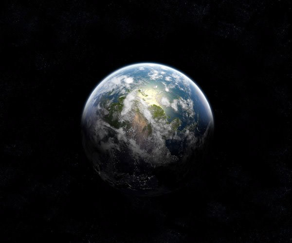 Planet Earth Absolutely Stunning Space and Planets Wallpapers