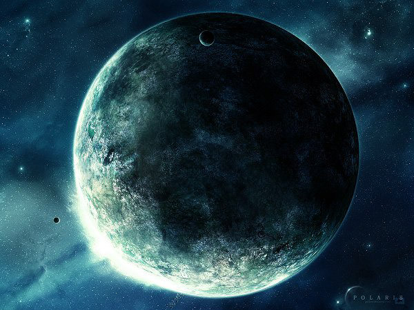 Polaris Absolutely Stunning Space and Planets Wallpapers
