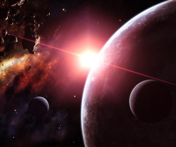 Space: Univers Space Planets Stars Star Galaxy Planet Desktop ...