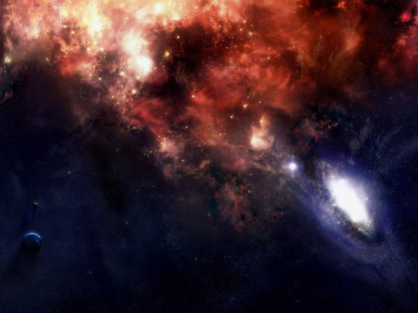 Space Art Absolutely Stunning Space and Planets Wallpapers