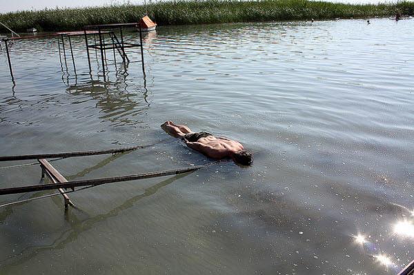 water-line plank