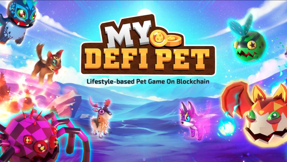My DeFi Pet