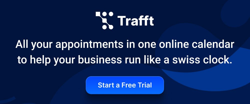 Trafft Booking Software