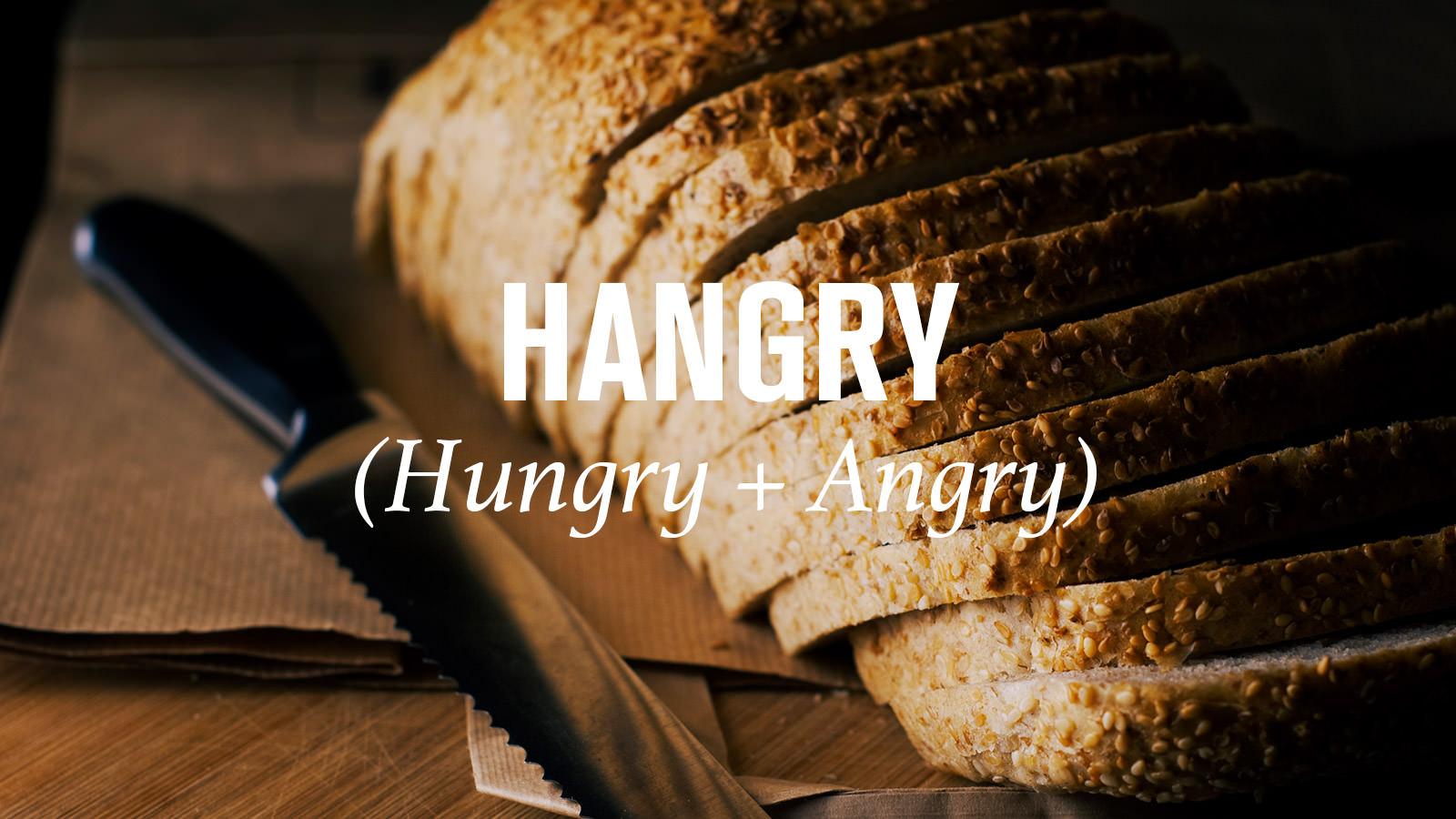 hangry