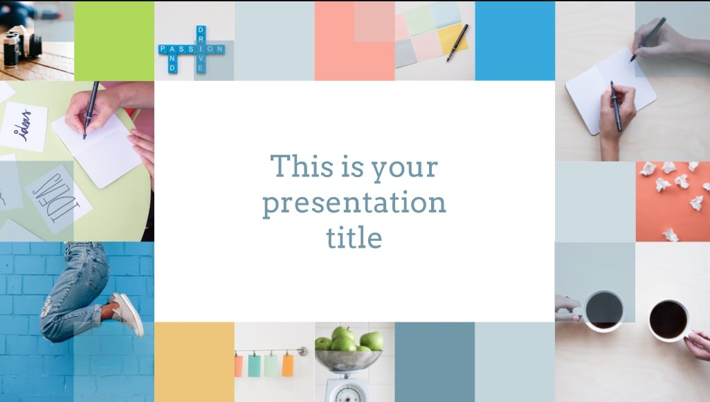 20 powerpoint templates you can use for free - hongkiat, Presentation templates