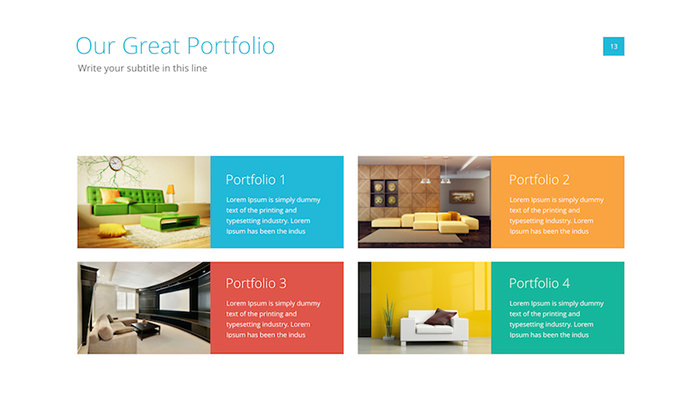 20 powerpoint templates you can use for free - hongkiat, Powerpoint templates