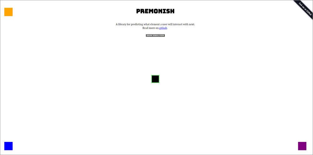 Premonish library