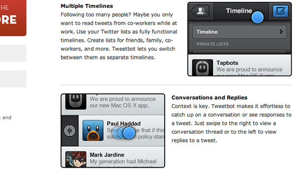 Key Techniques and Easter Eggs for Tweetbot on iPhone