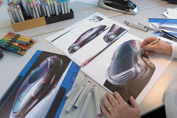 sketching materials