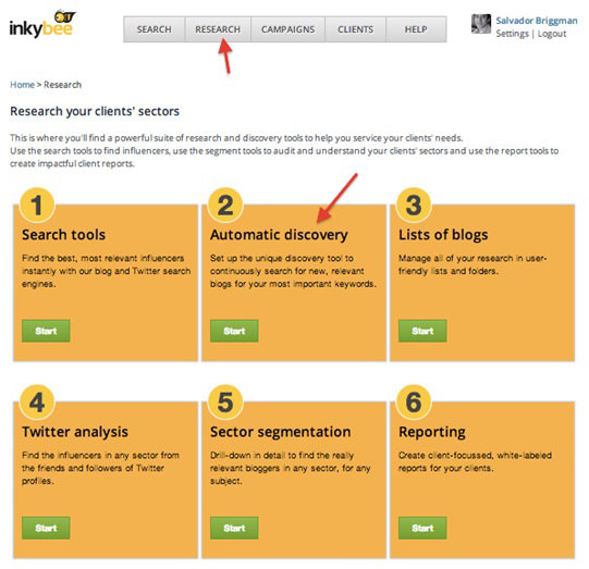 Inkybee-tool