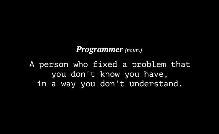 programmer insider jokes