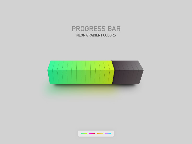 creative progress bars