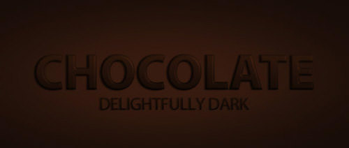 delicious-chocolate-text-photoshop-tutorial